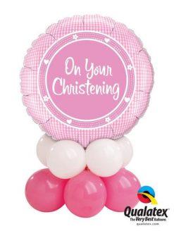 Bukiet 6 On Your Christening Girl #14439 47277-4 47354-4