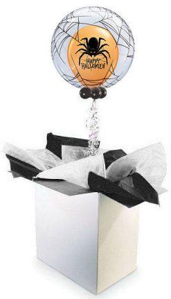 """24"""" / 61cm Poczta Balonowa Halloween z Balonem Deco Bubble"""