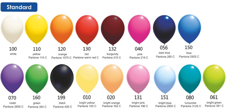Standart Balony