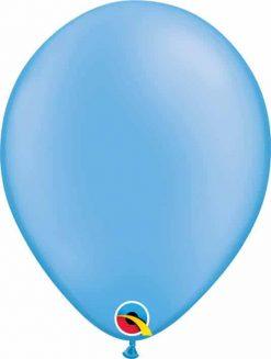 11 28cm Neon Blue Qualatex #78389-1