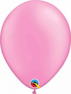 11 28cm Neon Pink Qualatex #74573-1