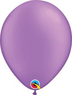11 28cm Neon Violet Qualatex #74576-1