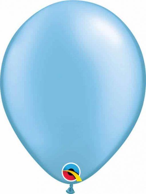 11 28cm Pearl Azure Qualatex #43768-1