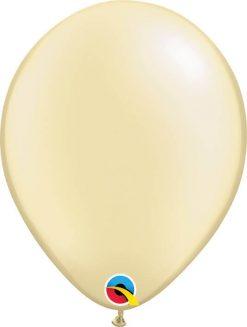 11 28cm Pearl Ivory Qualatex #43775-1