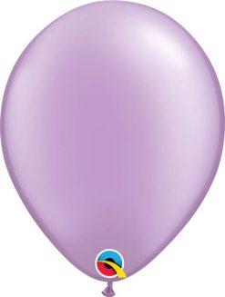 11 28cm Pearl Lavender Qualatex #43778-1