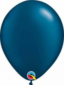 11 28cm Pearl Midnight Blue Qualatex #43780-1