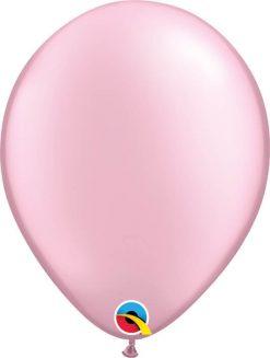 11 28cm Pearl Pink Qualatex #43783-1