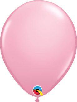 """11"""" / 28cm Standard Pink Qualatex #43766-1"""
