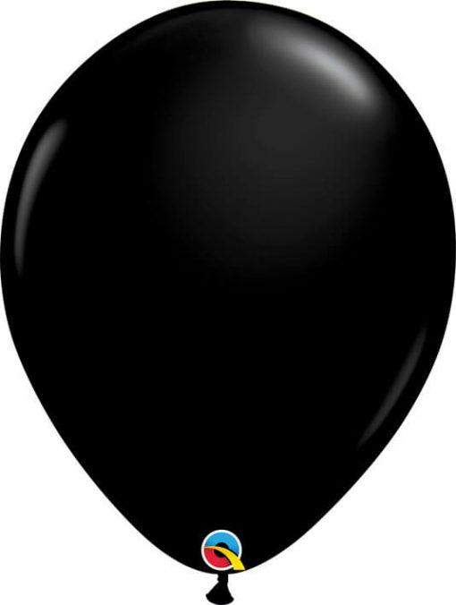 16 41cm Fashion Onyx Black Qualatex #43858-1