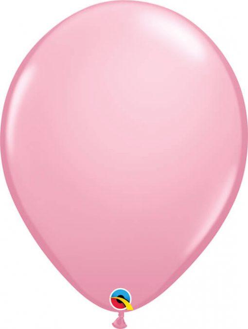 16 41cm Standard Pink Qualatex #43883-1