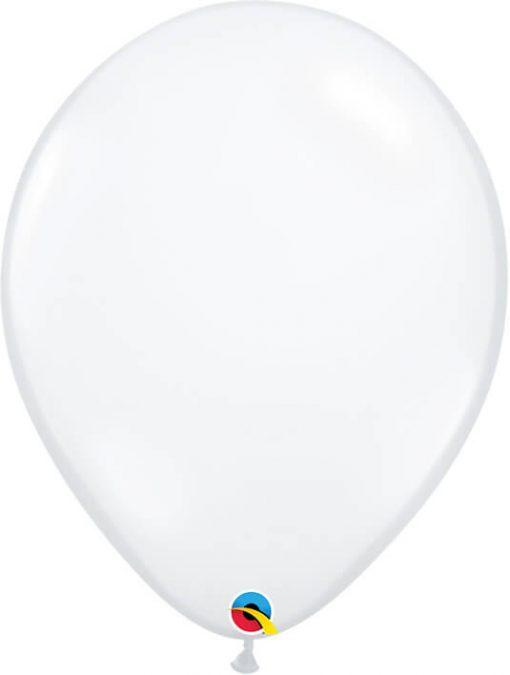 16 41cm Transparent Diamond Clear Qualatex #43861-1