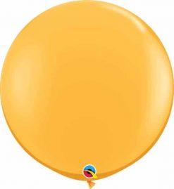 3' 91cm Fashion Goldenrod Qualatex #43633-1