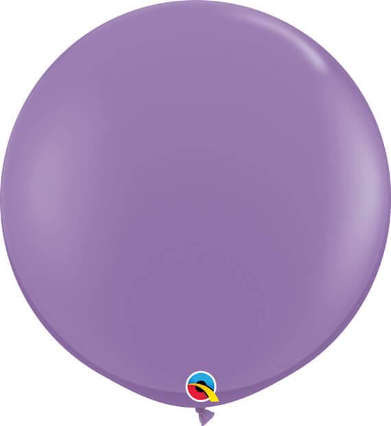 3' 91cm Fashion Spring Lilac Qualatex #43656-1
