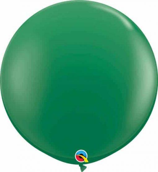 3' 91cm Standard Green Qualatex #41997-1