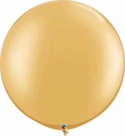 30 76cm Metallic Gold Qualatex #38422-1