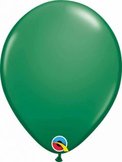 """11"""" / 28cm Standard Green Qualatex #43750-1"""