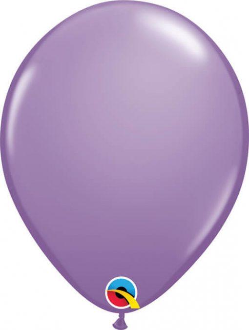 """11"""" / 28cm Fashion Spring Lilac Qualatex #43754-1"""
