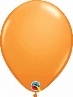 "11"" / 28cm Standard Orange Qualatex #43761-1"