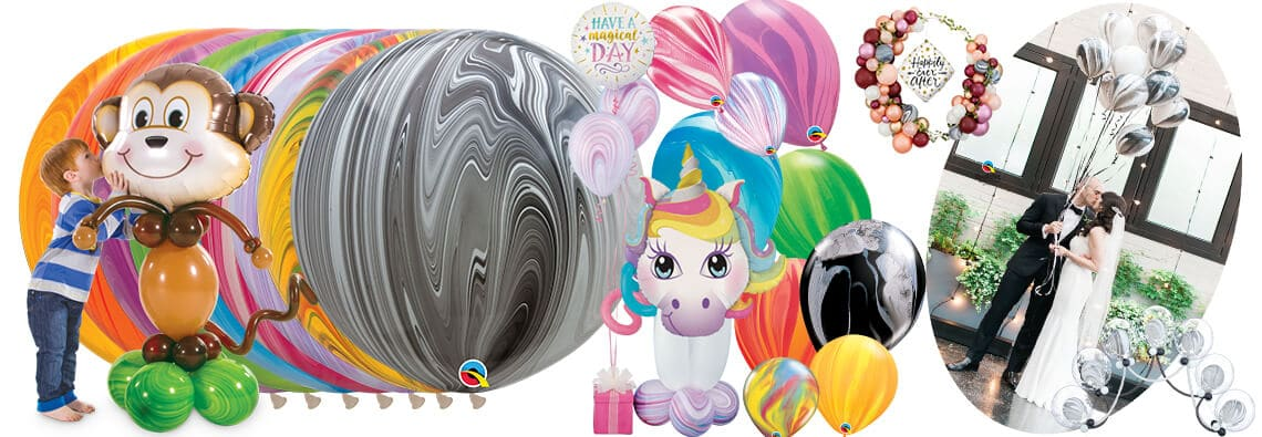 Balony SuperAgate
