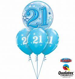 Bukiet 760 Super Fun 21 Qualatex #48441 53460-3