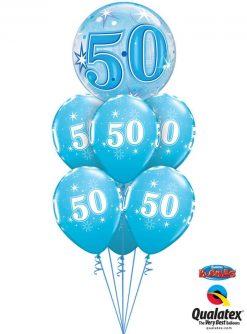 Bukiet 757 Fun and Festive 50 Qualatex #48447 53467-6