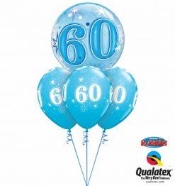 Bukiet 756 Sweet, Sweet, Sparkling 60 Qualatex #48449 53472-3