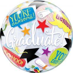 "22"" / 56cm Graduation Accolades Qualatex #55801"