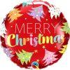 18″ / 46cm Christmas Trees Red Qualatex #15025
