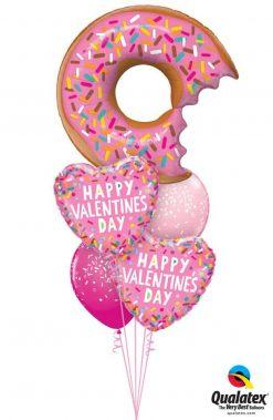 Bukiet 845 Donut You Know, I Think You're Sweet! Qualatex #57357 97155-2