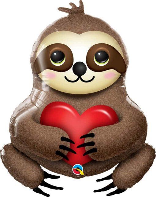 39″ / 99cm Adorable Sloth Qualatex #98701