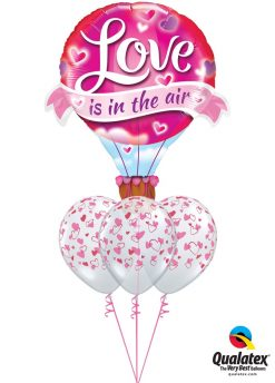 Bukiet 788 Love is in the Air Qualatex #78529 40295-3