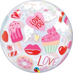 22″ / 56cm Everything Valentine's Qualatex #97137