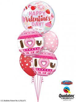 Bukiet 841 You Make Every Day Sweet! Qualatex #97137 21829-2 85713-2