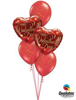 Bukiet 851 Love Always Qualatex #97159-2 40862-3