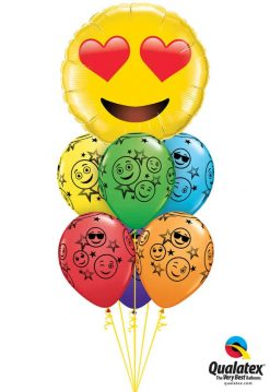 Bukiet 815 You Make Me All Sorts of Happy! Qualatex #97541 85705-6