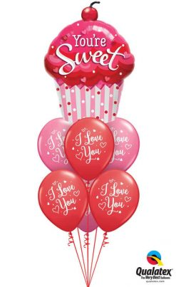 Bukiet 820 For My Sweetie Qualatex #98699 57055-6