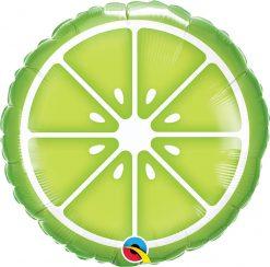 "18"" / 46cm Sliced Lemon Qualatex #10405"