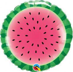 "18"" / 46cm Sliced Watermelon Qualatex #10461"
