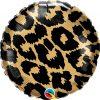 """18"""" / 46cm Leopard Spots Pattern Qualatex #13322"""