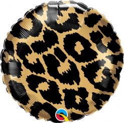 "18"" / 46cm Leopard Spots Pattern Qualatex #13322"