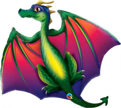 45″ / 114cm Mythical Dragon Qualatex #13587