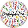 18″ / 46cm Congratulations Streamers Qualatex #55812