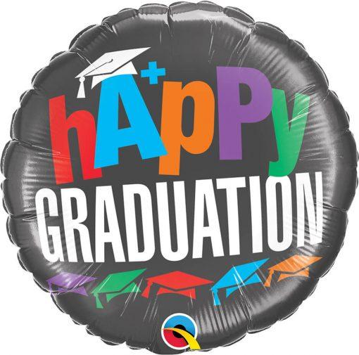 "18"" / 46cm A+ Graduation Qualatex #55844"