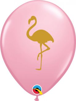 "11"" / 28cm Flamingo Pink Qualatex #57554-1"
