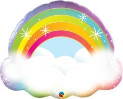 32″ / 81cm Rainbow Qualatex #97538