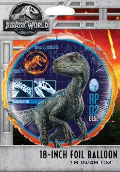 18″ / 46cm Jurassic World Qualatex #64690