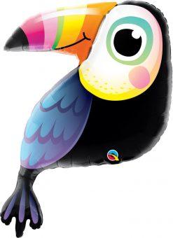 41″ / 104cm Colorful Toucan Qualatex #78563