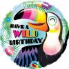 18″ / 46cm Have a Wild Birthday Qualatex #78660