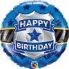 18″ / 46cm Birthday Badge Qualatex #85909