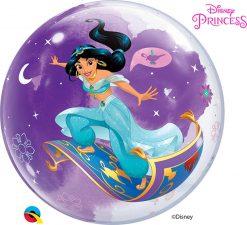 """22"""" / 56cm Disney Princess Jasmine Qualatex #87533"""